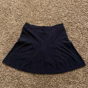 Athleta Navy Skirt